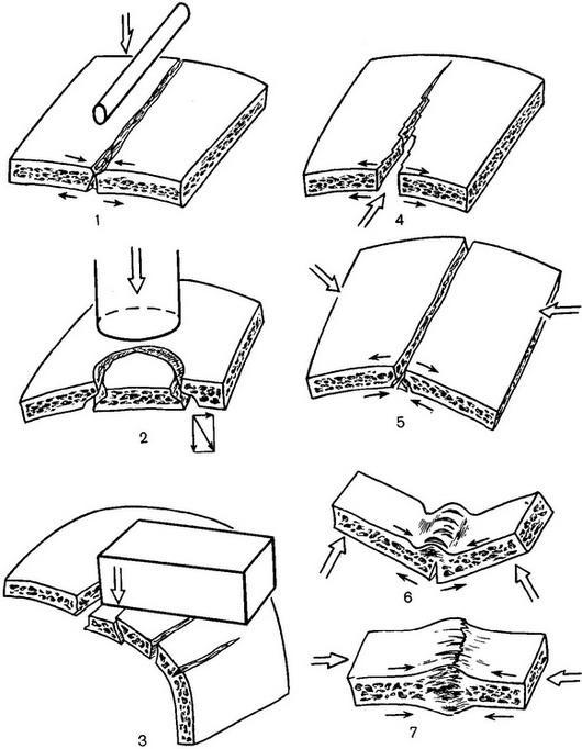 изображение плоских предметов: