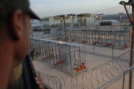 Гуантанамо Концлагерь XXI века